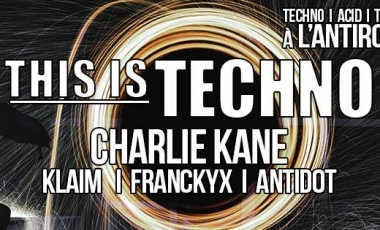 this is techno couverture